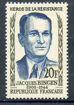 Promo / Stamp / Timbre France Neuf N° 1160 ** Jacques Bingen