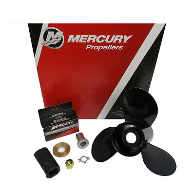 Mercury New OEM Black Max Propeller 13 X 19 RH Prop 48-77346A45