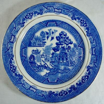 Royal Grafton Blue Willow Smooth Bread and Butter Plate