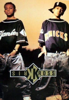 Rare Kris Kross Postcard Free Uk P&p