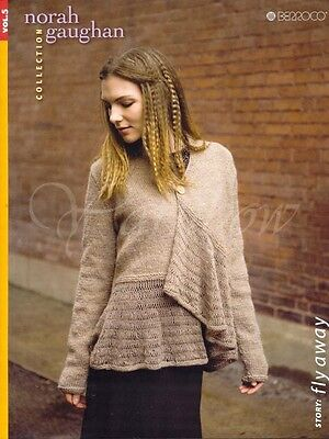 Berroco ::Norah Gaughan Collection vol.5:: Fly Away New