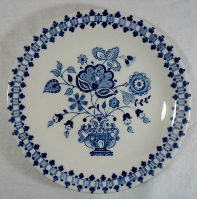 Johnson Brothers Jamestown-Blue Bread and Butter Plate