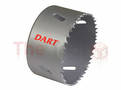 DART 52mm HSS Bi-Metal Hole Saw DAH052 for Wood, Metal and Plastic