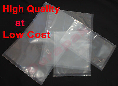 "1000~ 6X10"" Poly Nylon Vacuum Moist Barrier Bag Food Meat Vegetable Storage Bags"