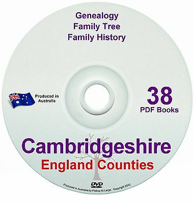 Family History Tree Genealogy Cambridgeshire
