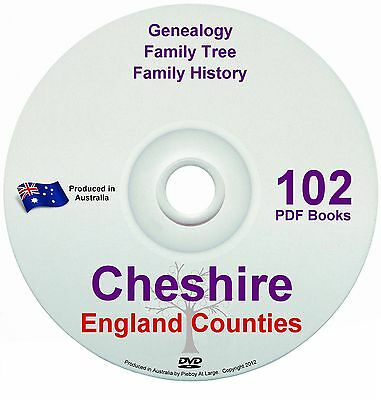 Family History Tree Genealogy Cheshire