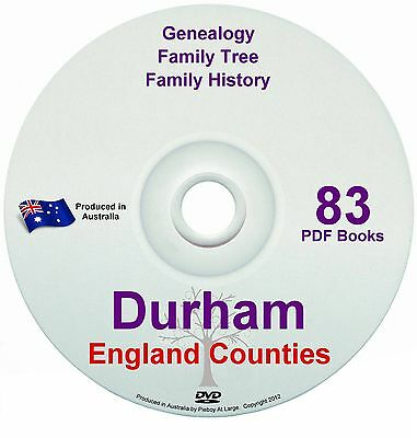 Family History Tree Genealogy Durham