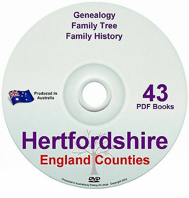 Family History Tree Genealogy Hertfordshire
