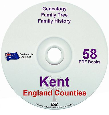 Family History Tree Genealogy Kent