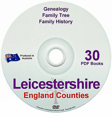 Family History Tree Genealogy Leicestershire