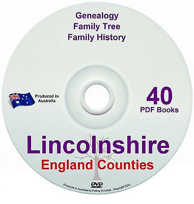 Family History Tree Genealogy Lincolnshire