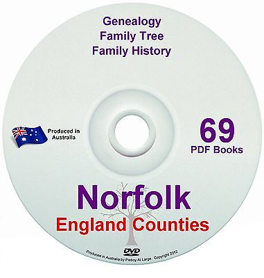 Family History Tree Genealogy Norfolk