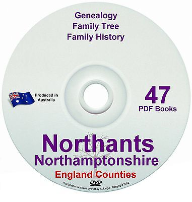 Family History Tree Genealogy Northamptonshire