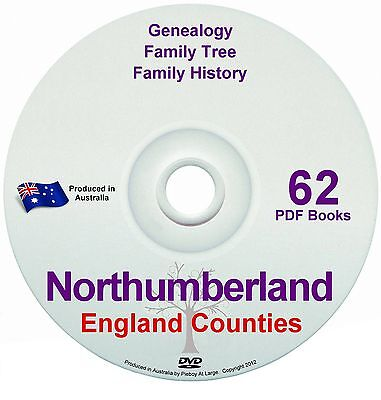 Family History Tree Genealogy Northumberland