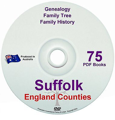 Family History Tree Genealogy Suffolk