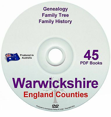 Family History Tree Genealogy Warwickshire