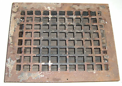 Cast Iron Heat Grate Grill Arts and Crafts