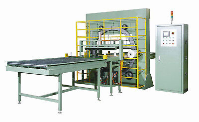 Wrapping wrapper stretch machine Horizontal - USCANPACK
