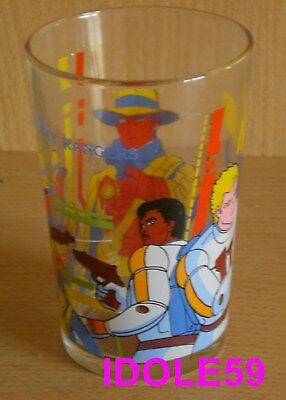 Verre à moutarde, Galaxy rangers