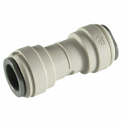 "1/4"" JG Straight Connector for water filter pipe"