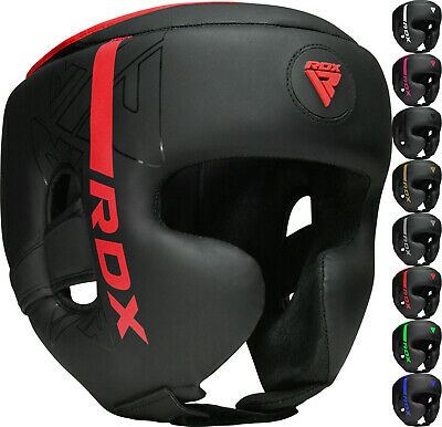 RDX MMA Kids Shin Instep Pads Leg Junior Guards Kickboxing Protector Training