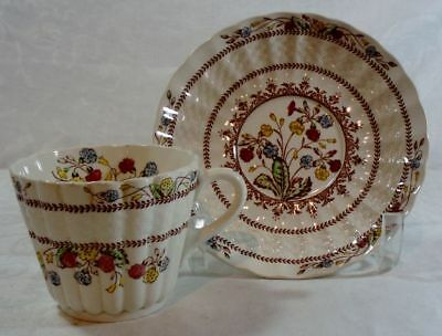 Spode Cowslip Cup and Saucer