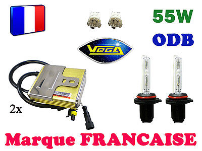 Kit Conversion Xenon Hid Camion 24V 24 Volts 55W H7