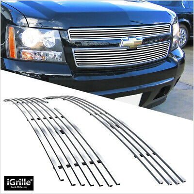 For 07-14 2013 Chevy Tahoe/Suburban/Avalanche Billet Grille