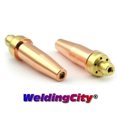 WeldingCity Propane/Natural Gas Cutting Tip 3-GPN #00 Victor Oxyfuel Torch   USA