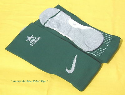 New Rare Celtic Player Issue Away Socks 07-08 L Adults