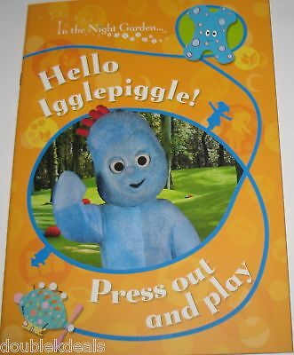In The Night Garden Igglepiggle Activity/colouring Book
