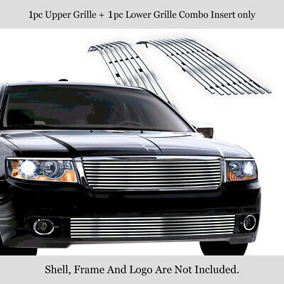 For 07-08 Lincoln MKZ Billet Grille Insert