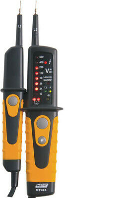 Voltage & Continuity Tester Electrician Tools NEW! Major Tech