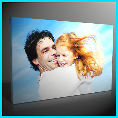 "Your Photo On Box Canvas Art From 8""x6"" In 4:3 Ratio"