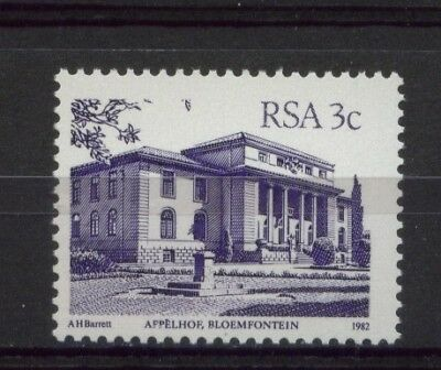 South Africa 1982-7 SG#513 3c Architecture MNH
