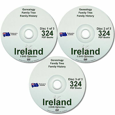 Family History Tree Genealogy Ireland Free Postage