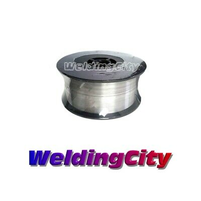 "WeldingCity Stainless 308L MIG Welding Wire ER308L .045"" (1.2mm) 2-lb Roll"
