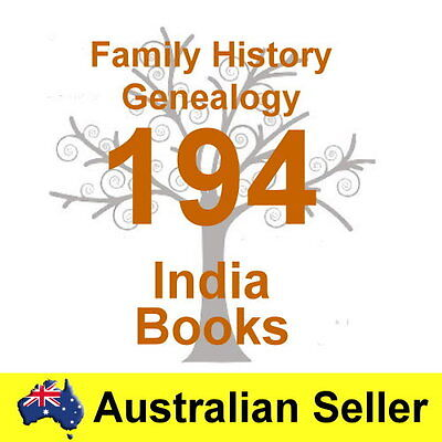 Family History Tree Genealogy British India Free Post