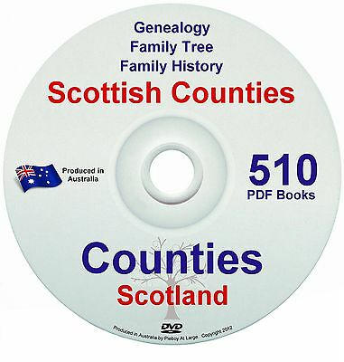 Family History Tree Genealogy Scotland Counties