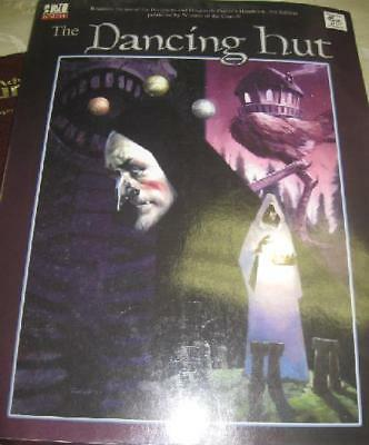 THE DANCING HUT by Michael Tresca - DUNGEONS & DRAGONS