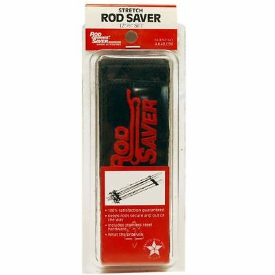 Rod Saver Boat Stretch Holders 12/6PM | 12 / 6 Inch Set