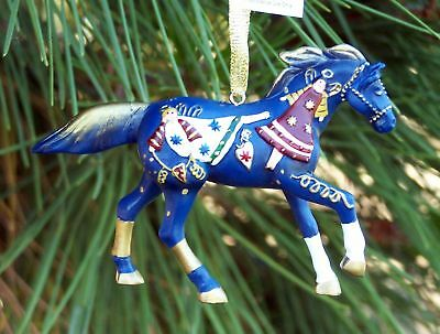Painted Ponies Song Of Angels Ornament