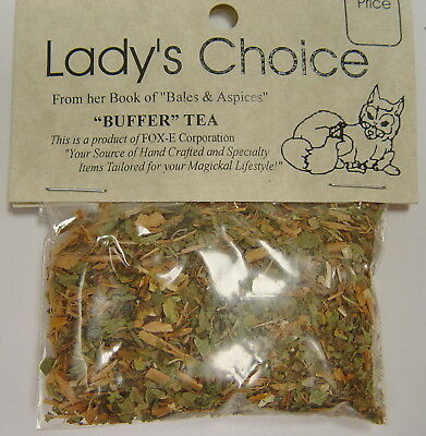 HERBAL TEA: BUFFER FOR HEADACHES - Wicca Witch Pagan