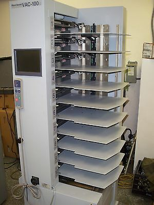 Horizon Vac 100 Collator Air Suction Collating Tower (A) Standard