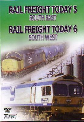 RAIL FREIGHT TODAY  v5 South East & v6 South West DVD