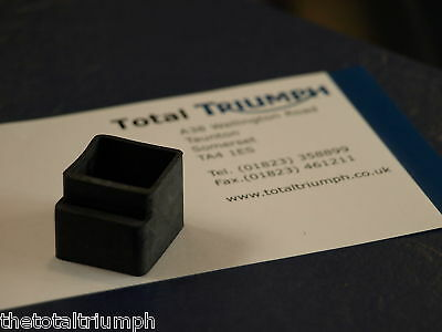 GENUINE Triumph Relay Rubber Holder Bonneville Rocket Tiger NEW