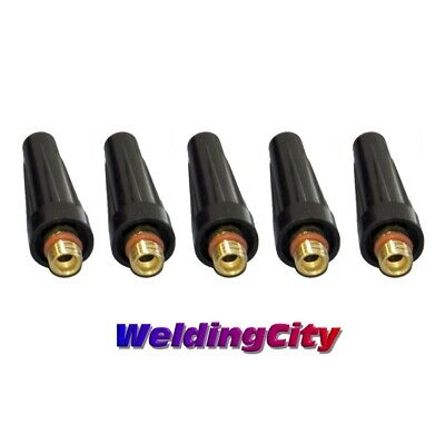 5-pk Back Cap 41V35 (Medium) for TIG Welding Torch 9/20/25 Series (U.S. Seller)