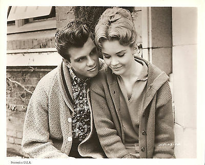 "TUESDAY WELD & FABIAN in ""High Time"" Original Vint.1960"