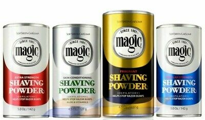 MAGIC BODY HAIR REMOVAL POWDER (FULL RANGE) Original***