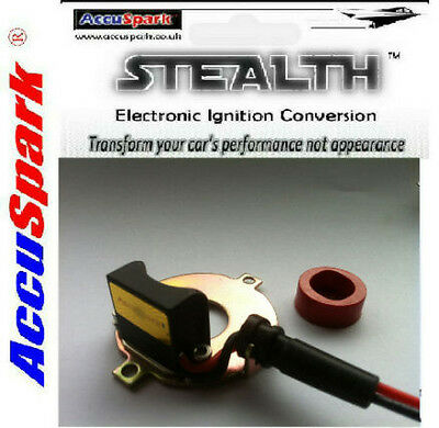 Fiat 126 AccuSpark electronic ignition kit